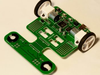 Permalänk till:Arduino LineFollower
